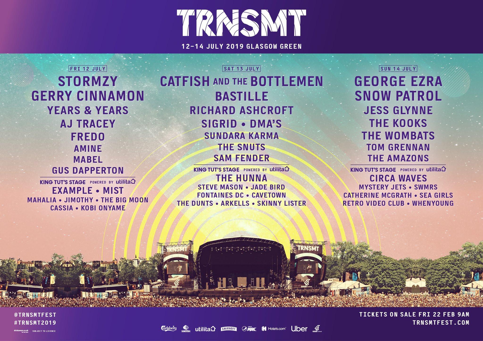 trnsmt-2019-line-up
