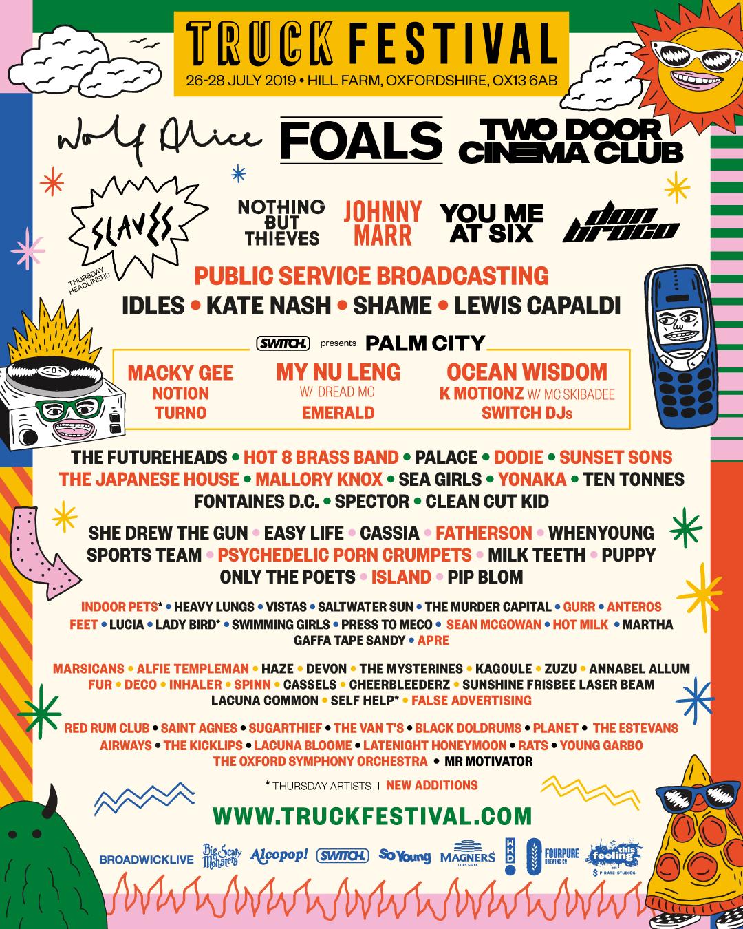 truck-festival-2019-full-line-up