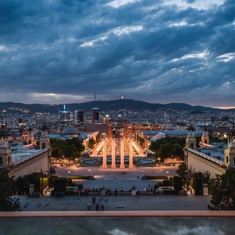 barcelona-sunset-sonar