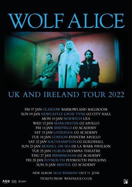 wolf-alice-2022-uk-tour